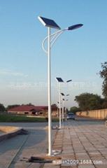 8米太阳能路灯
