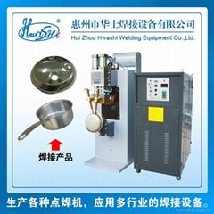 Capacitor Discharge Type Cookware Handle Spot Welding Machine