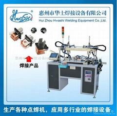 繼電器引出線焊接專科機