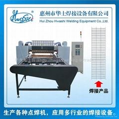 龍門式自動鋼絲網片焊接設備