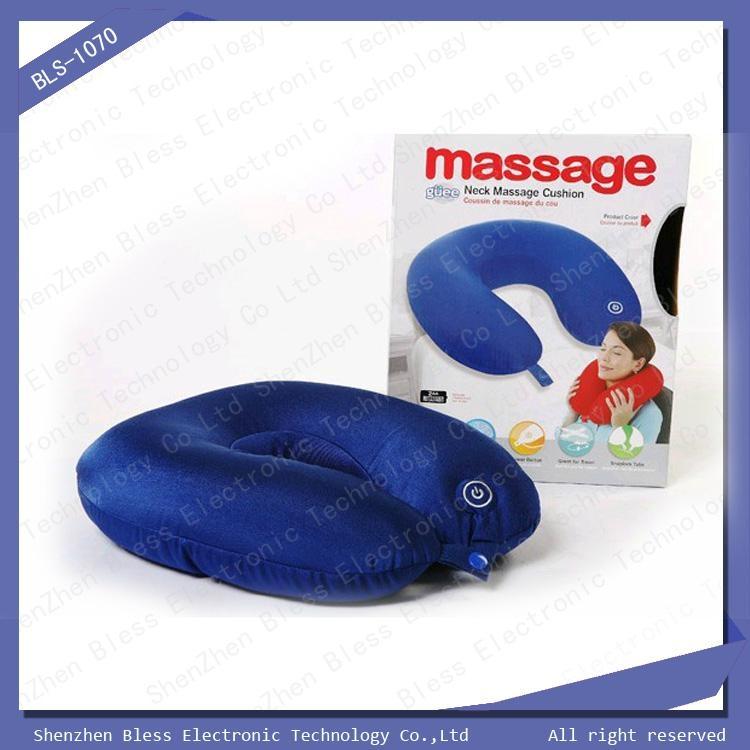 Bless BLS-1070 Removing Neck Triedness Vibration U Pillow 5