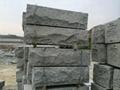 granite wall block