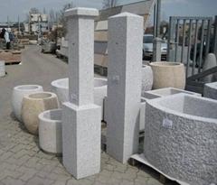 granite pillar