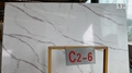 3D print artificial marble slabs