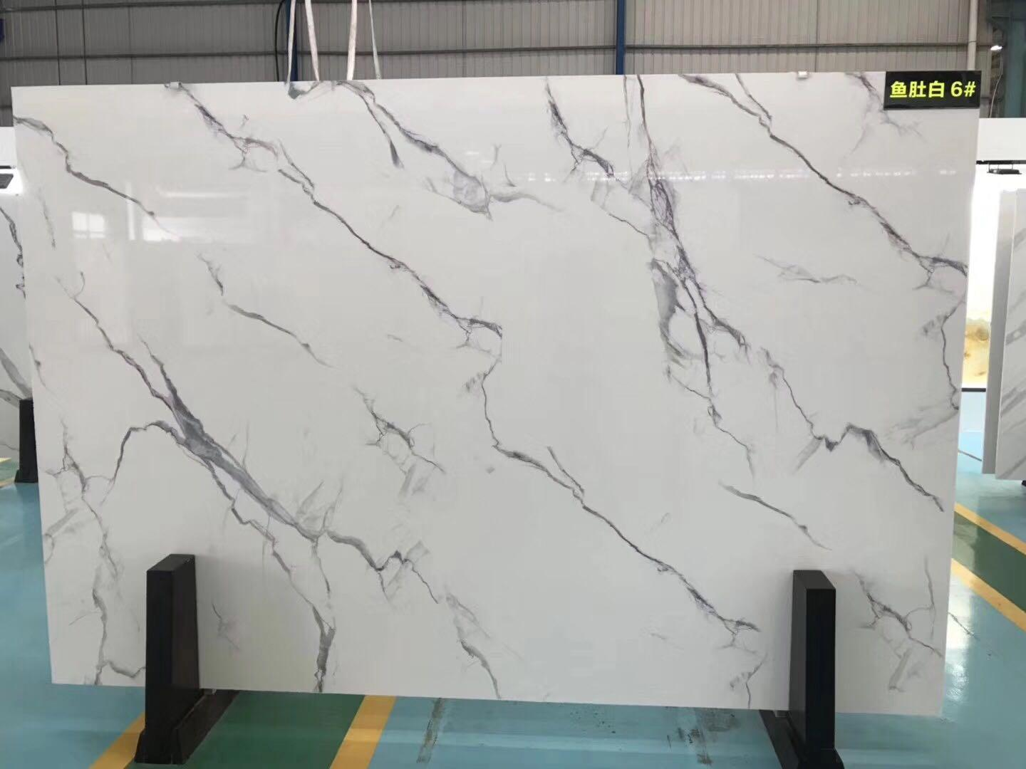 marble stone 3D print artificial marble slabs 4
