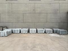 zinc ingots  99.995% low price