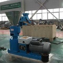 Small Pellet Mill(ZLSP120)