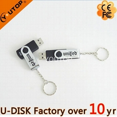 Hot Swivel Pen Drive USB Flash Drive (YT-1201)