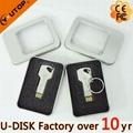 Colors Key Shaped Metal USB Flash Stick (YT-3213L) 4