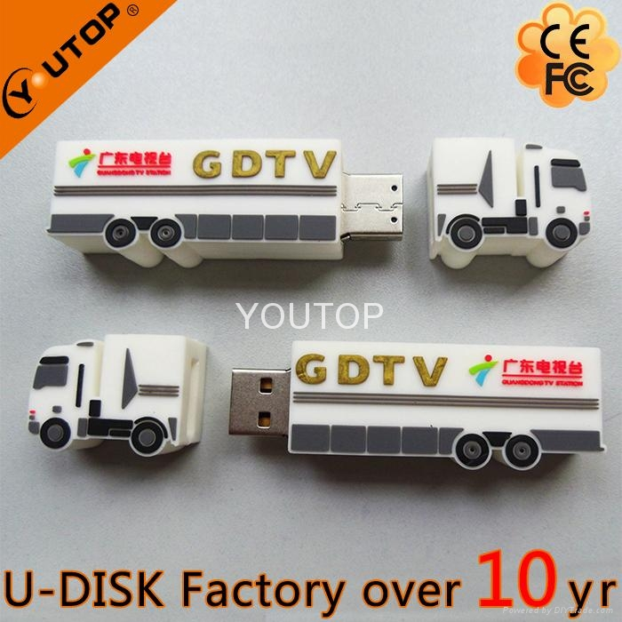 Create Your Own Custom Shape USB Flash Drive (YT-Custom Shape) 3