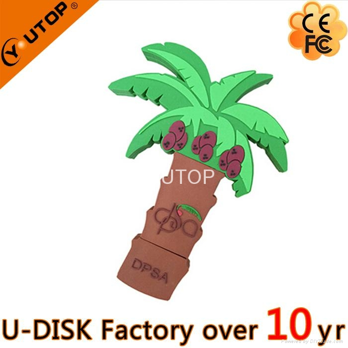 Create Your Own Custom Shape USB Flash Drive (YT-Custom Shape) 1