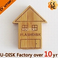 Hot Sell Wooden USB Flash Drive 1-64GB (YT-8118) 5