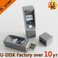 Hot Fancy ATM USB2.0 Flash Disk for Press Conference (YT-ATM-L2) 5