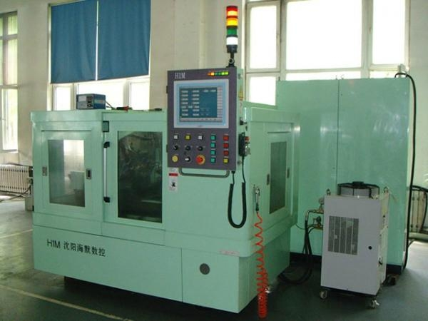 CNC Hard Lathe Machine 1