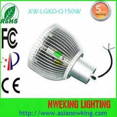 80W LED球泡式工礦燈
