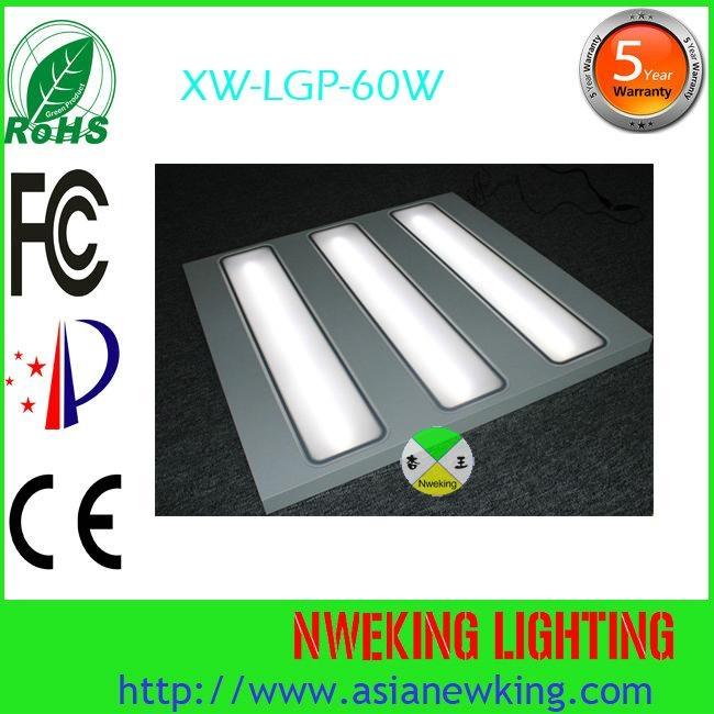 Grille LED Ceiling Panel Light 1
