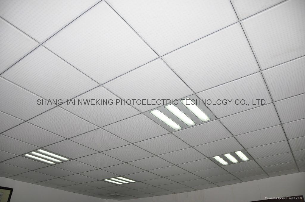 Grille LED Ceiling Panel Light 5