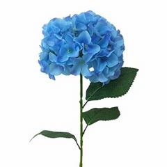 blue wholesale artificial hydrangea