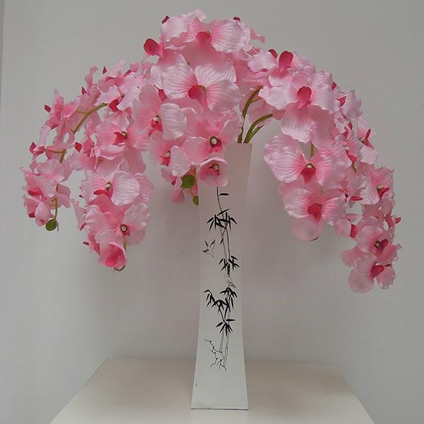 import china  wholesale artificial orchid flowers 2