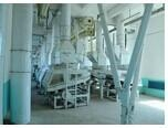 Corn germ oil processing plant
