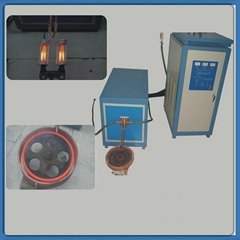 Supersonic Frequency Lathe Guide Induction Heating Quenching Machine