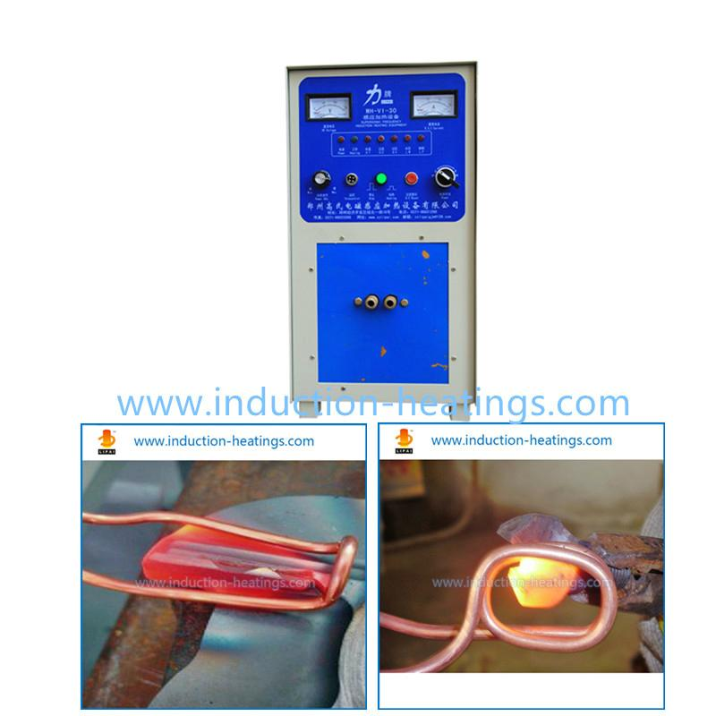 High Frequency Milling Cutter Induction Heating Welding