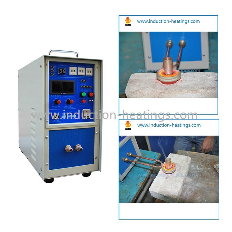 IGBT High Frequency Induction Heating Diamond Core Drill Bit Welding Machine 2