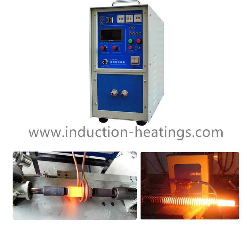 IGBT High Frequency Induction Heating Diamond Core Drill Bit Welding Machine 3