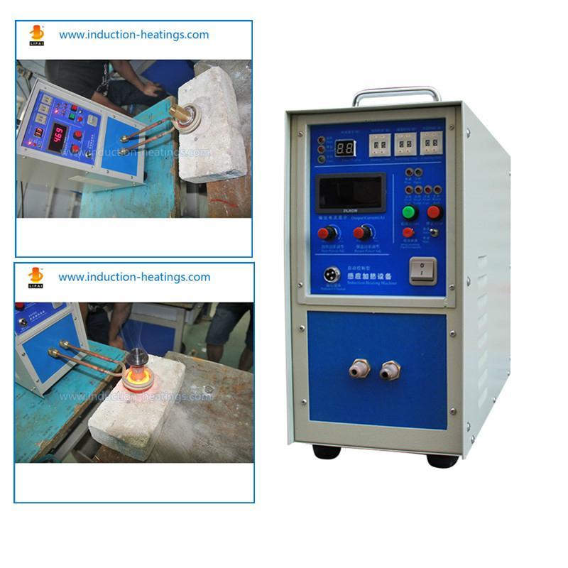 IGBT High Frequency Induction Heating Diamond Core Drill Bit Welding Machine 5