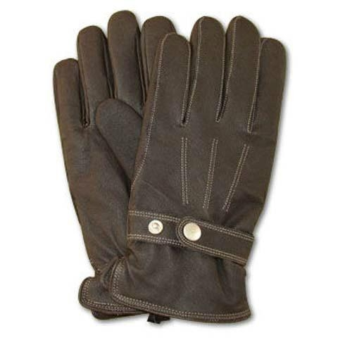 Leather work gloves 1