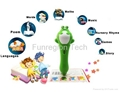 Animal Frog Digital Pen Reader Languages Learning Pen 5