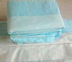 Disposable medical bedsheet