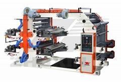 YT Series Four Color Flexo Printing Machine