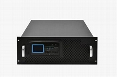 High Frequency Rack Mount UPS 6KVA To 10KVA  Online EPO UPS