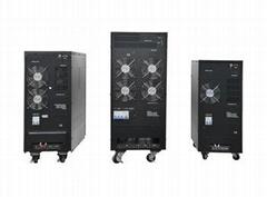 Rs232 Or Usb 230v Rack Mount Ups 2kva 3kva Uninterrupted Power Supply