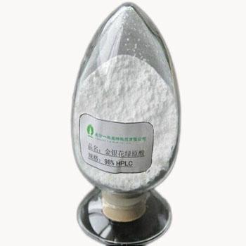 green coffee bean extract (chlorogenic acid)  1