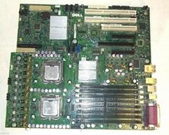 Dell Precision 490 Work Station Motherboard GU083