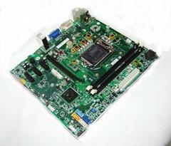 H-CPUERTN02-H61-UATX 642201-001 657002-001 Desktop Motherboard For H61 B3 1155 T