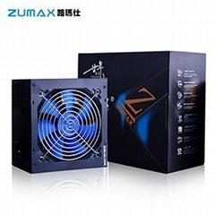 zumax路玛仕台式机箱电源300W静音