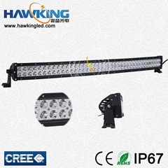 180w 32 inch curved Cree auto led light bar