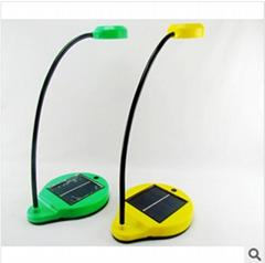 Separate Solar Desk Lamp