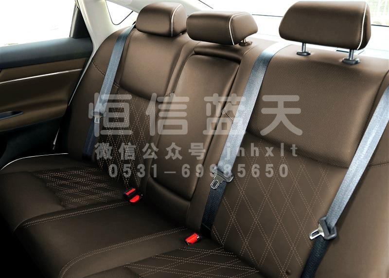 天籟汽車真皮座椅 1