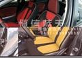 奧迪汽車真皮座椅 3