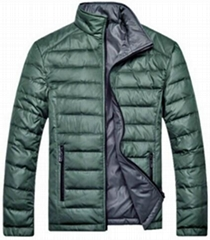 Men's padding jacket