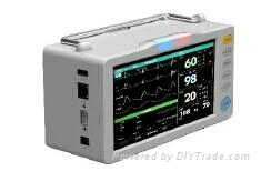 7'' colorful TFT and Touch Screen Desktop Oximetry