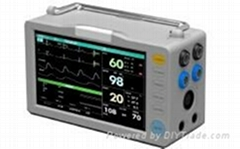 7'' colorful TFT and Touch Screen Vital signs Monitor