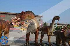 Animatranic Dinosaur