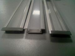 LED aluminum extrusion bar