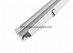customized aluminum extrusion bar