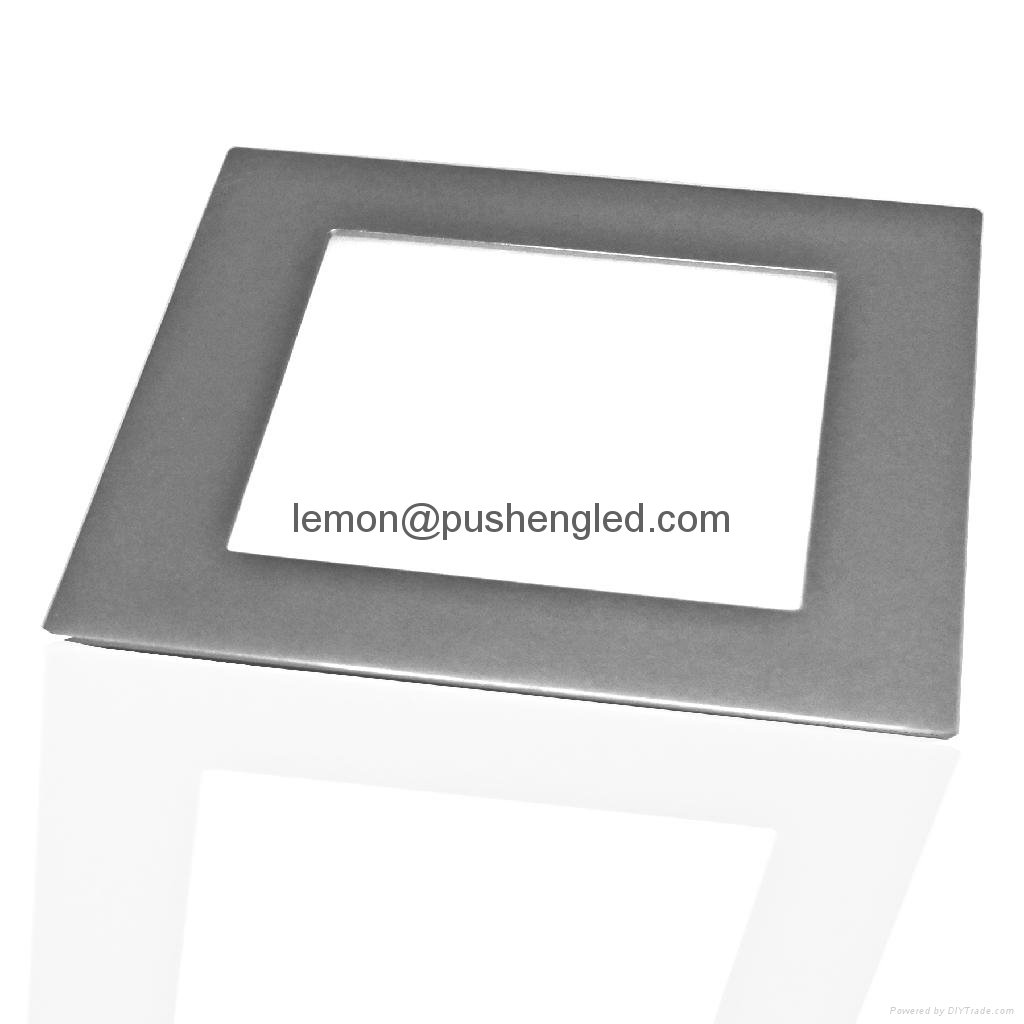 top quality LED panel light covers 3